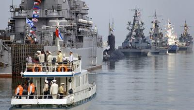 Николай Меркушкин: «Военно-Морской флот— гарант мира истабильности»