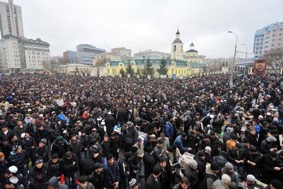 Чурко-таджики снова напали на сотрудников ГИБДД: один убит, но остальные 400 тысяч на готове