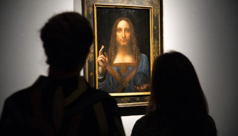 Из филиала Лувра в ОАЭ пропала самая дорогая картина в мире