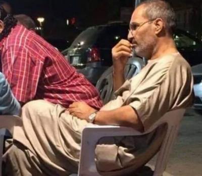 В Египте встретили покойного Стива Джобса (ФОТО)
