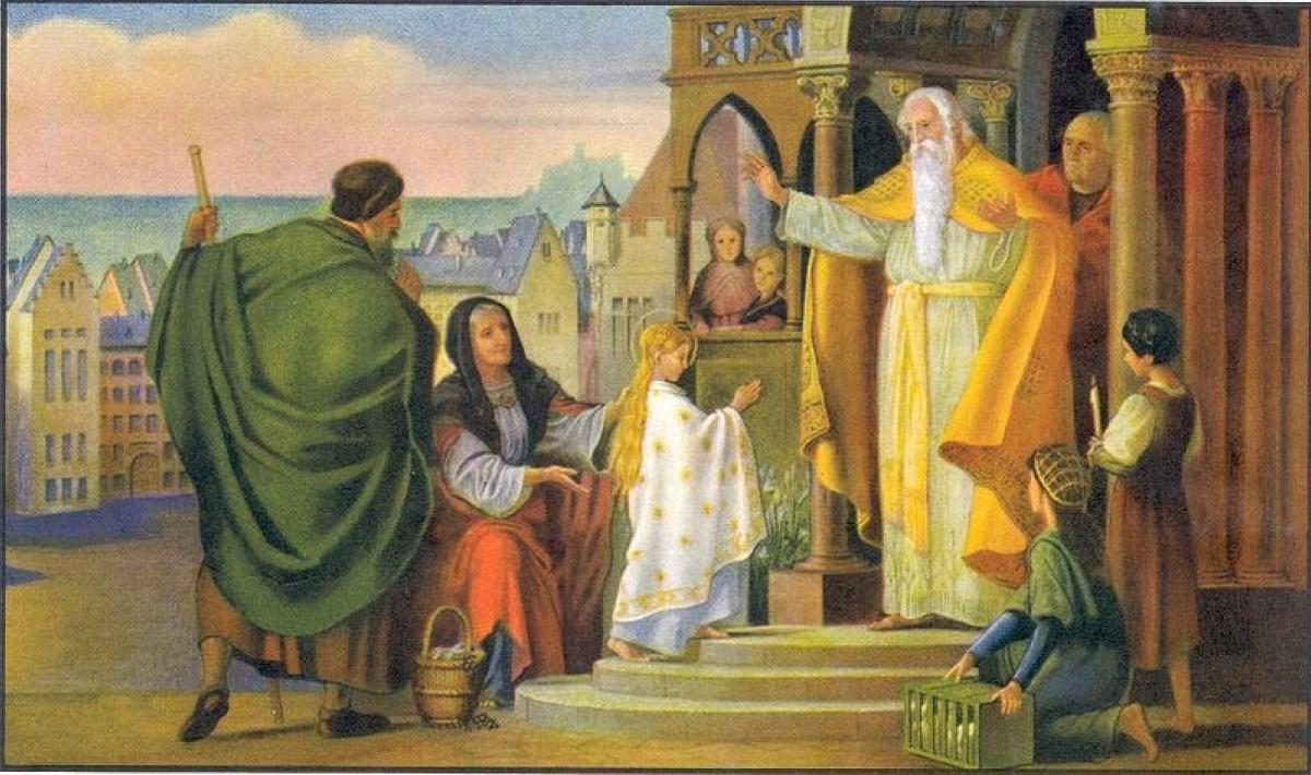 Какой сегодня праздник 04.12.2018: церковный праздник Введение во храм Пресвятой Богородицы 4 декабря