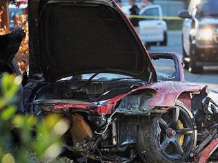 Авария, в которой погиб Пол Уокер, произошла из-за