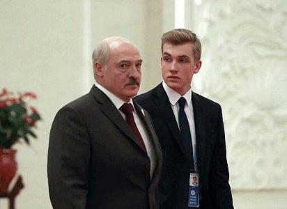 Белорусский принц Уильям: фото возмужавшего сына Лукашенко произвело фурор в Сети
