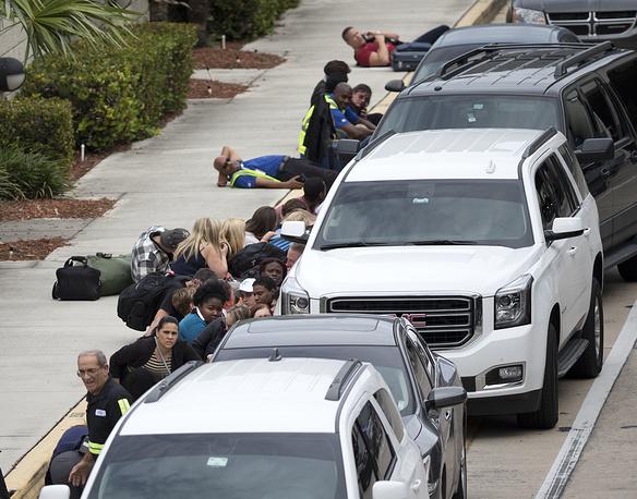 Милиция Флориды отчиталась острельбе ваэропорту