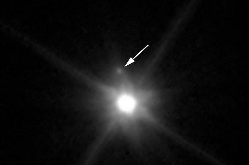 Укарликовой планеты Макемаке нашли луну #Наука_и_техника #Новости