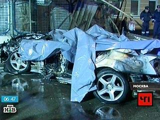 Автоавария в которой погиб Ратмир Шишков