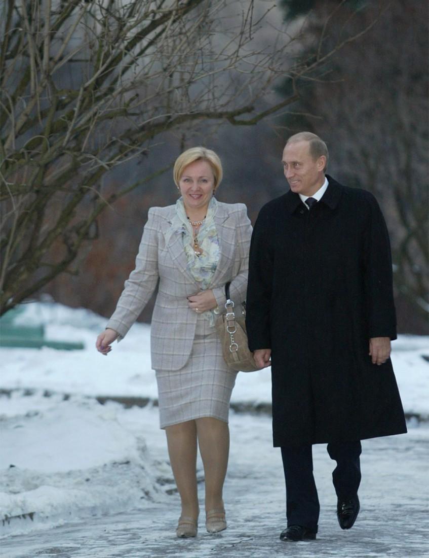 Он все время меня испытывал: в Сети появилось малоизвестное интервью бывшей жены Путина