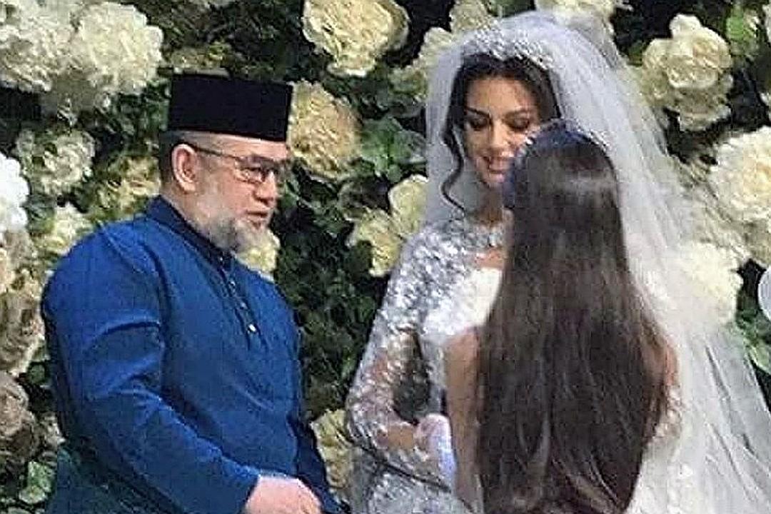 «Мисс Москва» и отрекшийся король Малайзии разводятся после двух месяцев брака