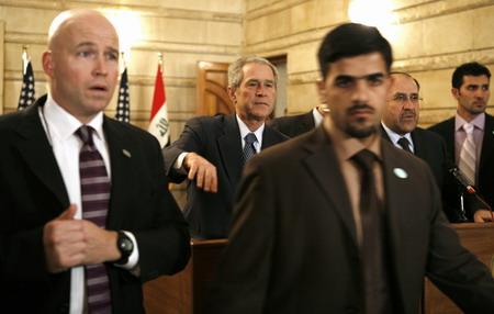 иракский журналист
