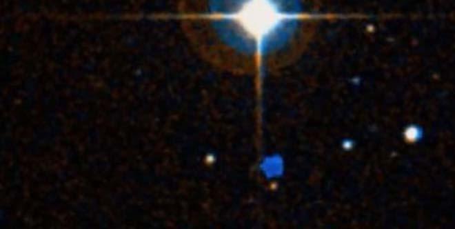 ВGoogle Sky найдена межгалактическая инопланетная база