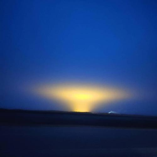 Нибиру атакует: зловещая желтая воронка над Ставрополем вызвала панику (ФОТО)
