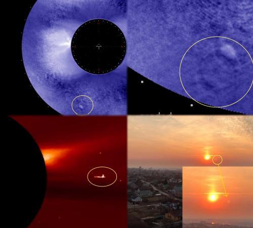 Нибиру мчится к Земле: сразу два астронома в одночасье засекли планету-убийцу (ФОТО, ВИДЕО)