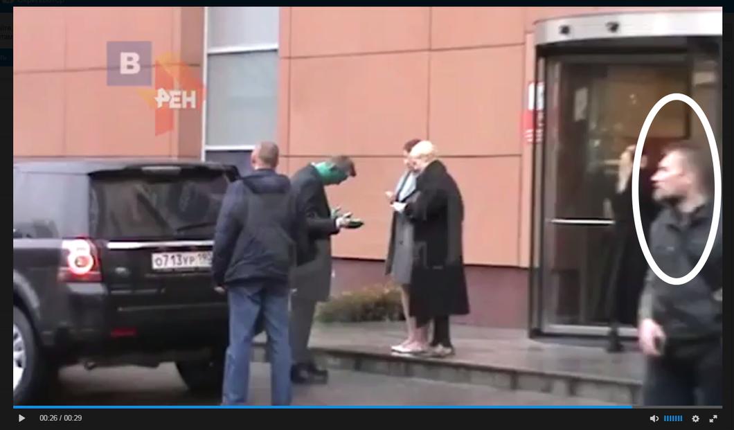 ВКремле потребовали пресекать попытки нападения наоппозиционеров