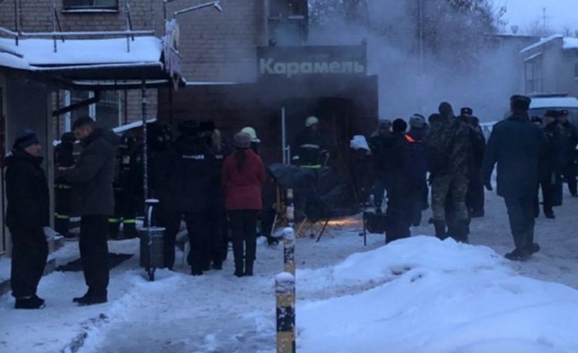 Четыре человека заживо сварились в помещении хостела в Перми — фото