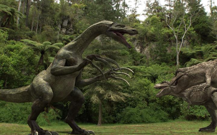 alaska history paper on dinosaurs