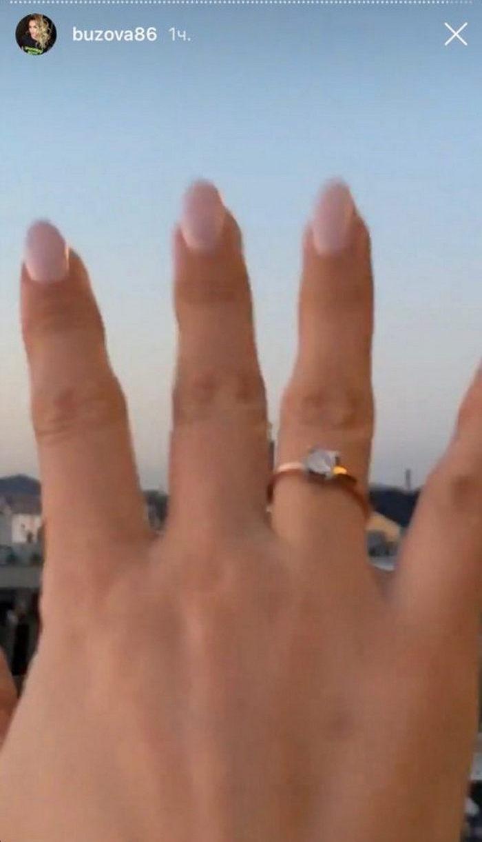С днем рождения, теща: СМИ узнали имя жениха Ольги Бузовой, подарившего ей кольцо (ФОТО, ВИДЕО)