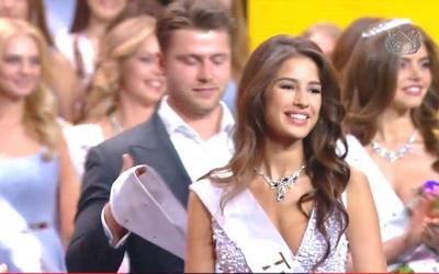 Мисс РФ: Сенсация! Девушка изТюмени