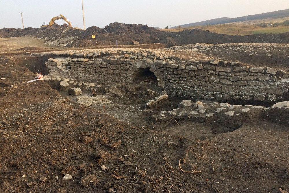 ВКрыму найден мост, основанный кприезду ЕкатериныII