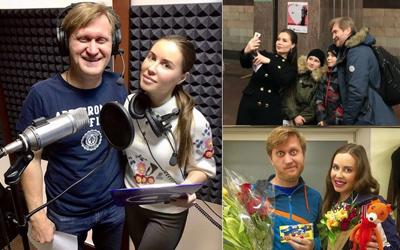 СМИ: Михалкова покинула Уральские пельмени из-за угроз жены-самбистки Рожкова