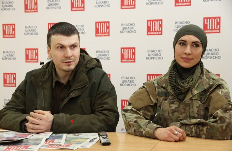 ВКиевской области совершено покушение наАдама Осмаева