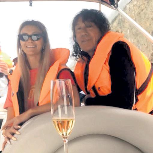 Разведенный Кузьмин уже год живет с26-летней яхтсменкой
