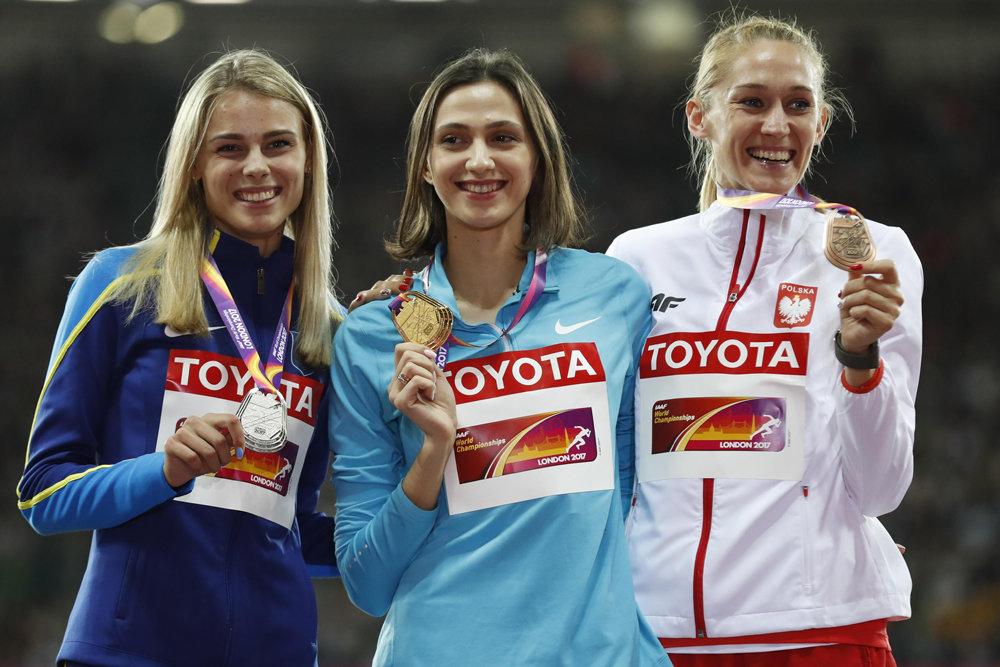 российские спортсмены на чм по легкой атлетике изменения стороны органов