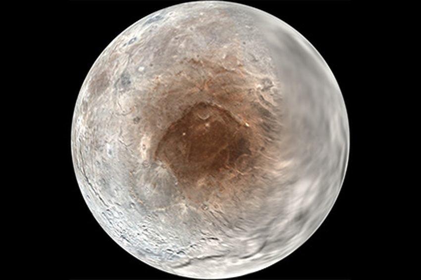 Ученые раскрыли тайну происхождения «Мордора» наспутнике Плутона