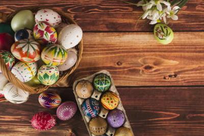 Поздравления с Пасхой 2019: в прозе, короткие стихи, СМС