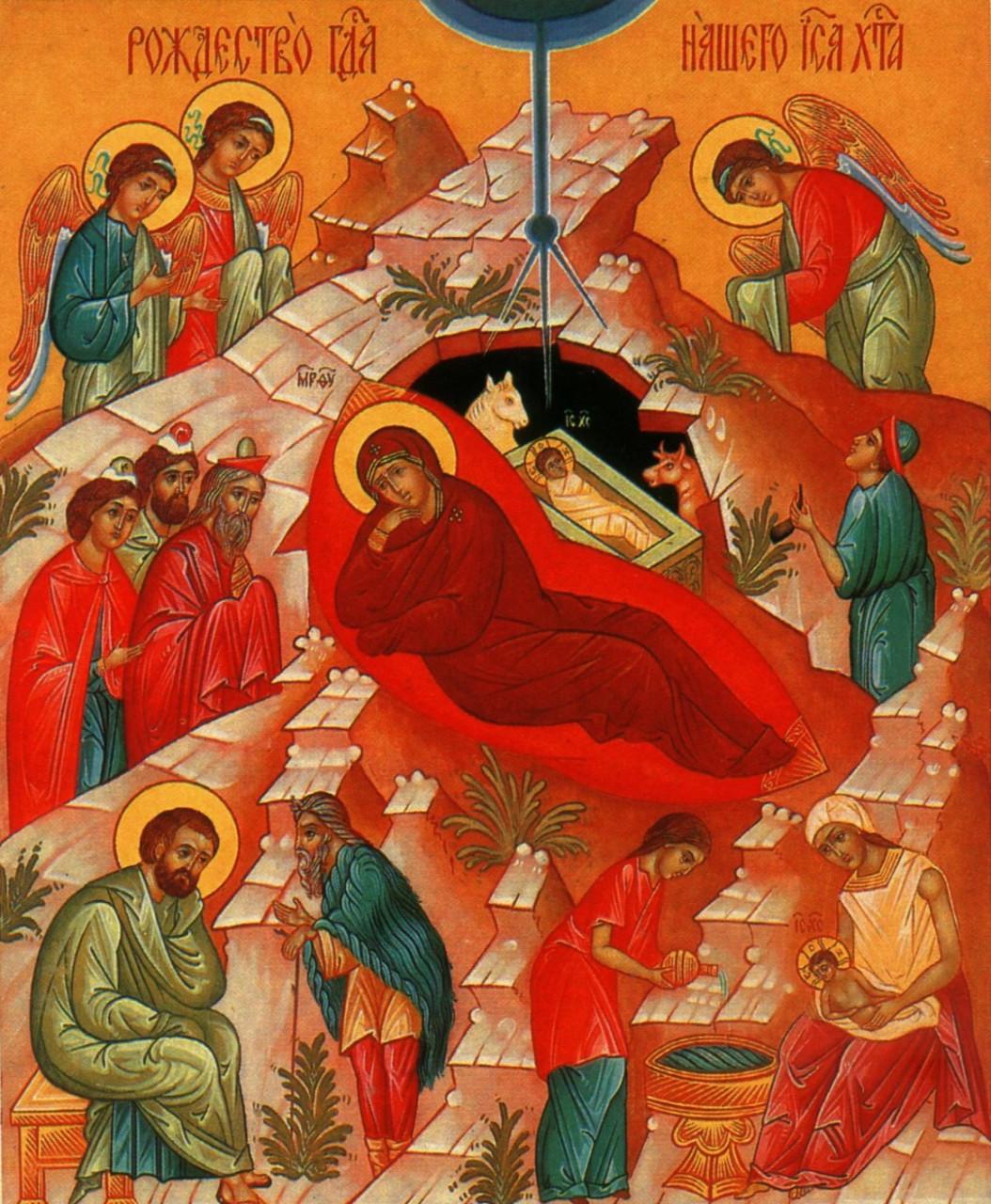 Какой сегодня праздник: 7 января 2020 отмечается церковный праздник Рождество Христово в России