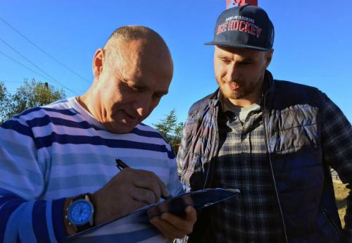 Пробки помешали ярославским туристам побить рекорд Гиннеса