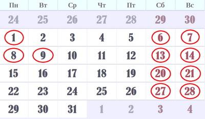 Какие праздники в июне и июле в россии