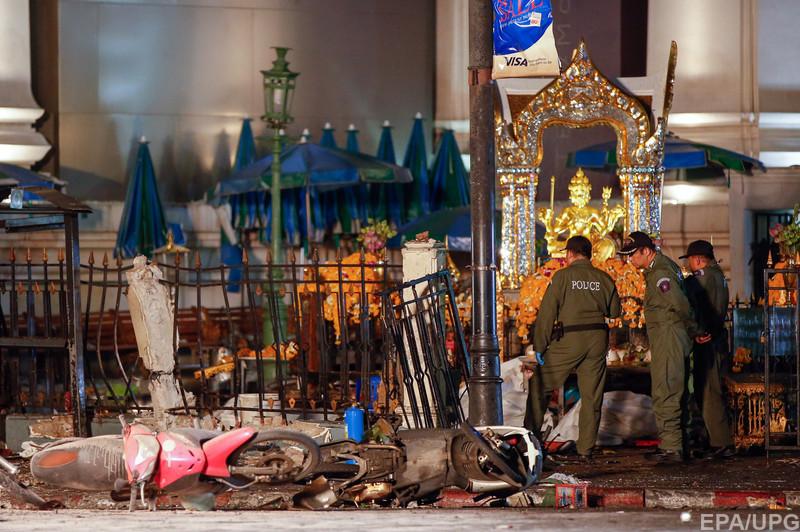 Взрыв в Таиланде 2015: новое шокирующее видео появилось в Сети (ФОТО, ВИДЕО)