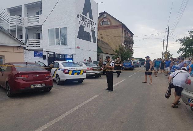 Убийство солдата АТО вБердянске: версии милиции