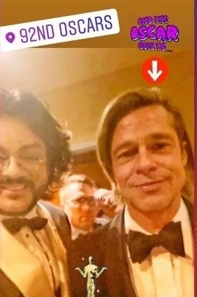 Леонардо Ди Каприо отказался фотографироваться с Киркоровым на Оскаре