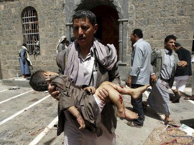 Боевики ИГИЛ взяли на себя ответственность за теракты в мечетях Йемена, где погибло 150 человек