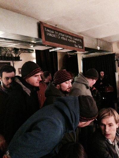 «Антимайдановцы» устроили драку с активистами московском кафе