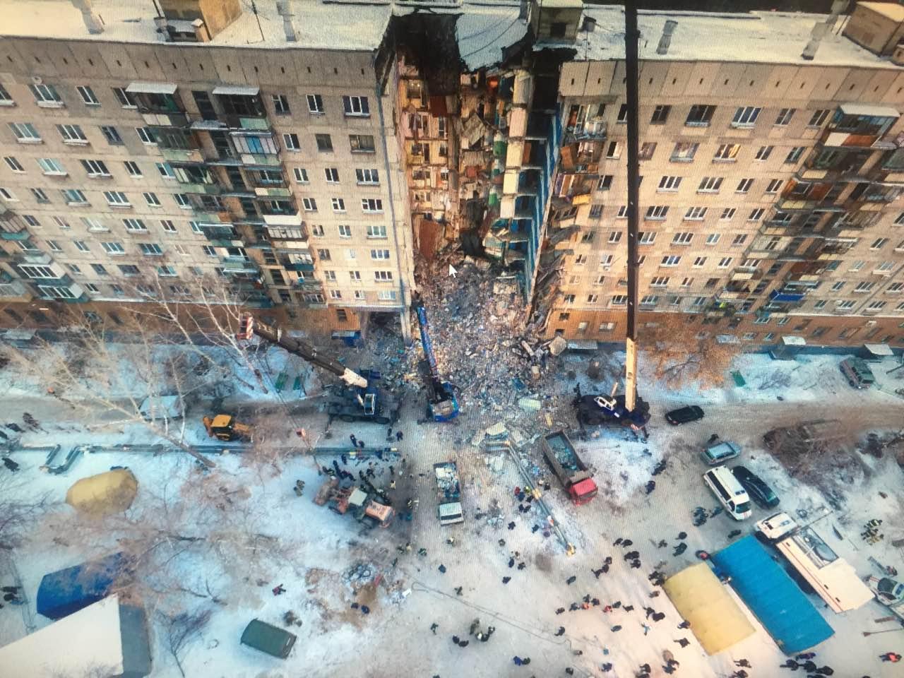 СМИ: из-за взрыва в Магнитогорске в России могут запретить пластиковые окна