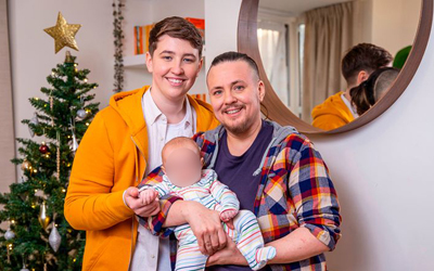 СМИ: британец-трансгендер родил ребенка