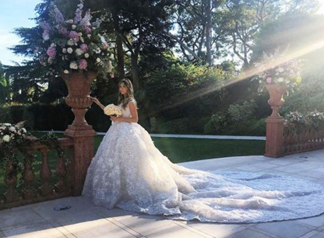 элина бажаева фото свадьбы