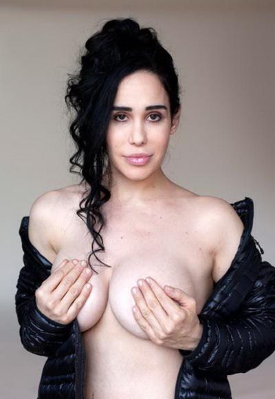 Надя Сулейман снялась в порнофильме