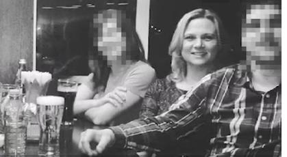 СКР: Вотношении сотрудницы милиции, сбившей 2-х человек, возбуждено дело