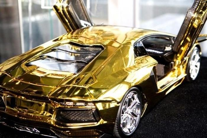 Фото самой дорогой машины