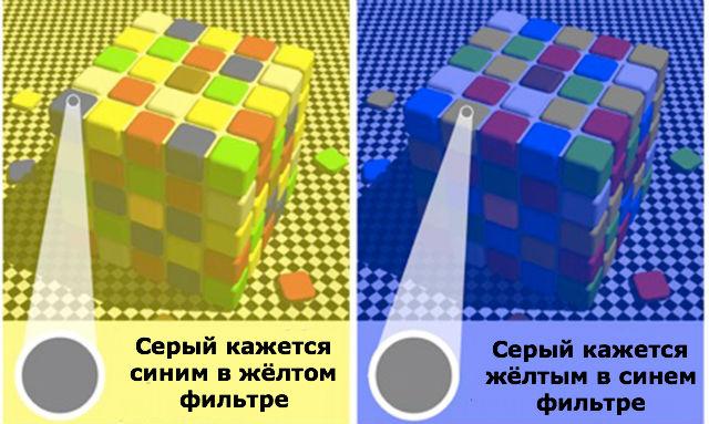 картинка которую видят по разному