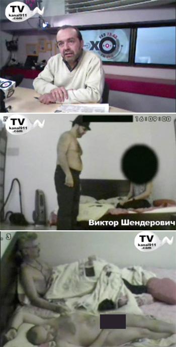 Русская проститутка дрочит у парня копилка