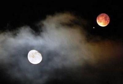 Две луны на небе: что это за явление и когда оно происходит рекомендации