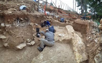 При постройке энергомоста в Крым обнаружили древнее подземное водохранилище
