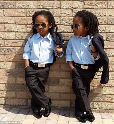 Модные мальчики