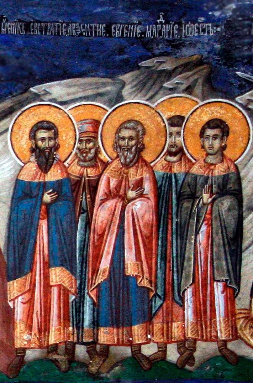 Какой сегодня праздник 26.12.2018: церковный праздник Евстратиев день отмечается 26 декабря