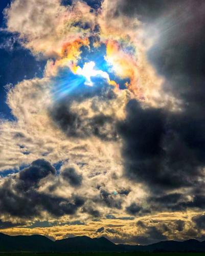 Нибиру за сутки до конца света посылает зловещие знаки (ФОТО)