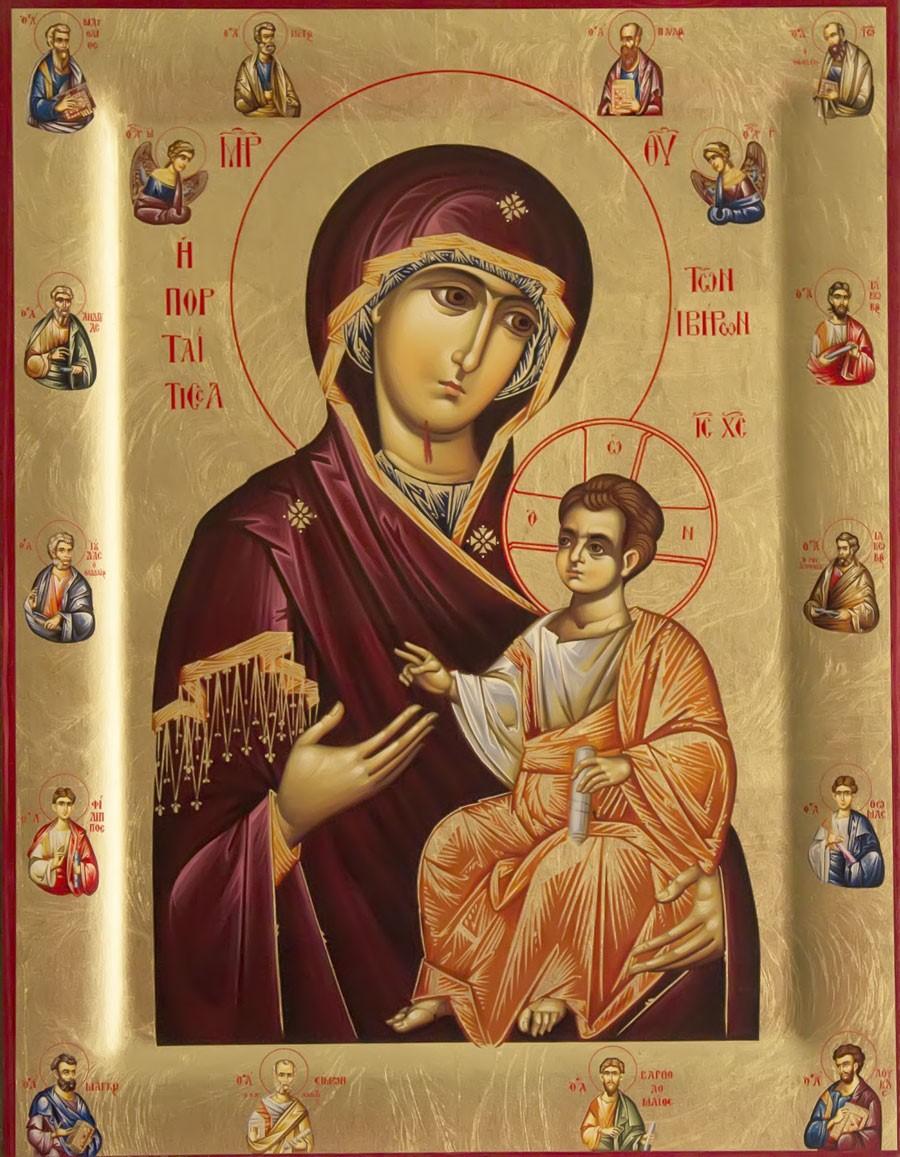 Какой сегодня праздник: 25 февраля 2020 года отмечается церковный праздник в честь Иверской иконы Божией Матери